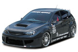 CS979FK1 - Charge Speed 2008-2014 Subaru WRX STi GR-B Hatchback Type-1 Full Body Kit