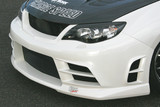 CS979FB3 - Charge Speed Type C 2008-2014 Subaru All WRX STi Hatchback/ Sedan Front Bumper