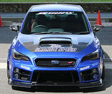 CS9735FK2AFW - Charge Speed 2015-2020 Subaru WRX/ STi Type 2A FRP Wide Body Complete Kit with Type A FRP FRONT LIP & FRP Rear Diffuser
