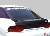 CS702HTG - Charge Speed 1989-1994 Nissan 240SX RPS-13 Hatchback Acrylic Rear Glass