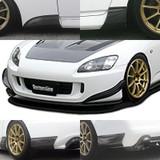 CS331FCKC - Charge Speed 2005-2009 Honda S2000 AP-2 Full Cowl Kit Carbon