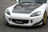 CS331FLC - Charge Speed 2005-2009 Honda S2000 AP-2 Bottom Lines Carbon Front Lip