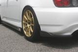 CS331RCF - Charge Speed 2005-2009 Honda S2000 AP-2 Bottom Line Rear Caps FRP