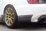 CS331RBCC - Charge Speed 2005-2009 Honda S2000 AP-2 Rear Bumper Cowl Carbon