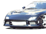 CS710FB - Charge Speed 1993-2004 Mazda RX7 FD3S Type 1 Front Bumper