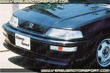 CS311FLK - Charge Speed 1990-1991 Honda All Civic EF9 HB Kouki model Front Spoiler