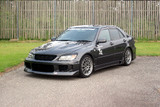CS899FK - Charge Speed 2000-2005 Lexus IS-300 Full Kit Carbon Diffuser Not Included