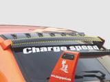 CS978RVOC - Charge Speed 2002-2007 Subaru WRX OEM Style Carbon Roof Vane Wing