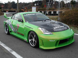 CS722FKW - Charge Speed 2003-2008 Nissan 350Z Wide Body Full Kit