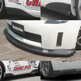 CS723FCKC - Charge Speed 2006-2008 Nissan 350Z Kouki Full Cowl Kit Carbon