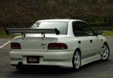 CS976RS1 - Charge Speed 1995-2001 Subaru Impreza GC-8 Coupe/ Sedan Rear Under Skirt