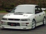 CS976FLK3 - Charge Speed 1995-2001 Subaru Impreza GC-8 Ver. 5 Type-2 Full Lip Kit