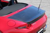 CS739TRAC - Charge Speed 2016-2020 Mazda Miata MX5 ND Carbon Aero Trunk