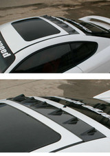 CS997RFC - Charge Speed 2003-2006 Hyundai Tiburon GK Coupe Roof Fin Carbon