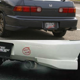CS204FLKF - Charge Speed 1994-1997 Acura Integra DB-8 4Dr Full Lip Kit The Lip Kit