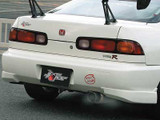 CS204RCH - Charge Speed 1994-1997 Acura Integra HB Rear Caps