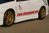 CS978SS - Charge Speed 2002-2007 Subaru Impreza GD-A/ F Type-1 Side Skirts