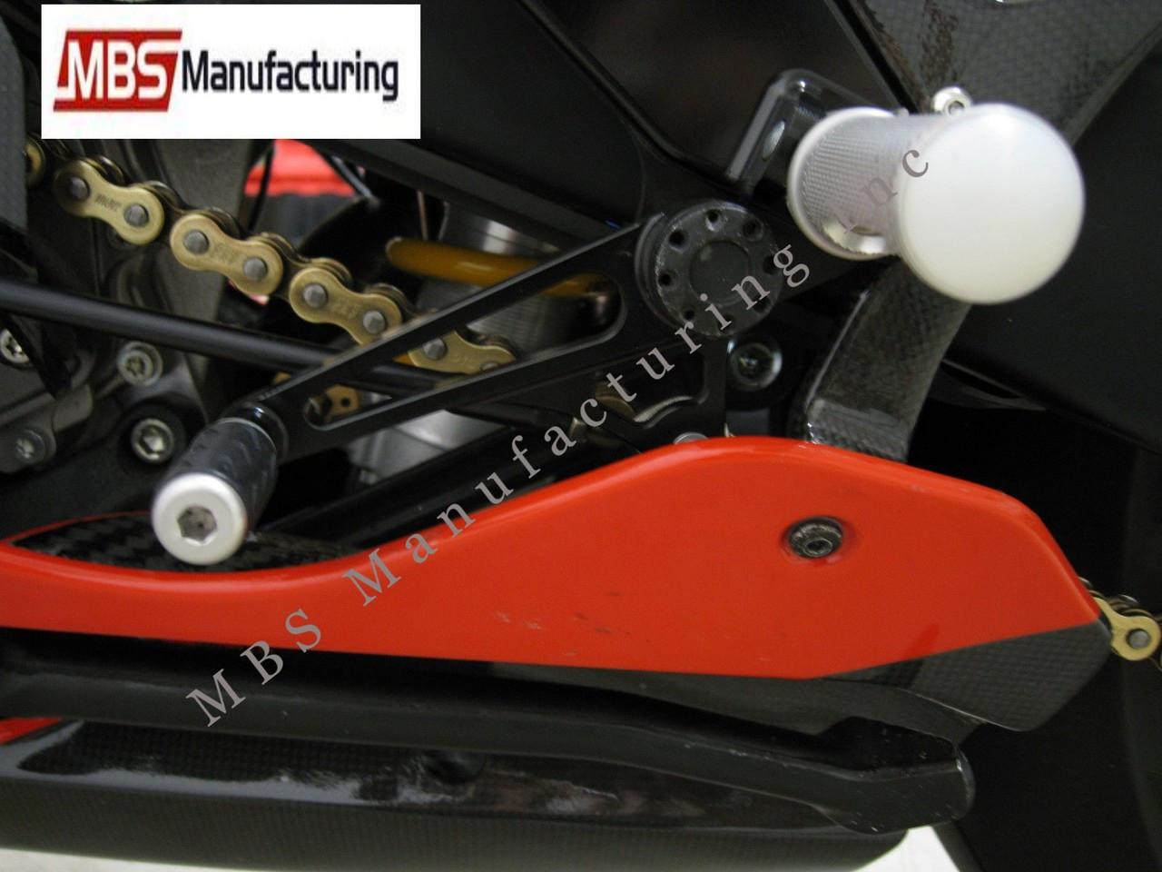 Ducati Desmosedici RR Foot Break and Shifter Bolt Tool