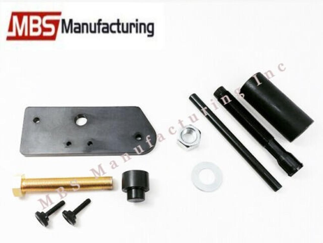 Inner Single Cam Bearing Puller and Installer Set Compatible for Harley Davidson EVO Evolution and (1) KOYO Bearing
