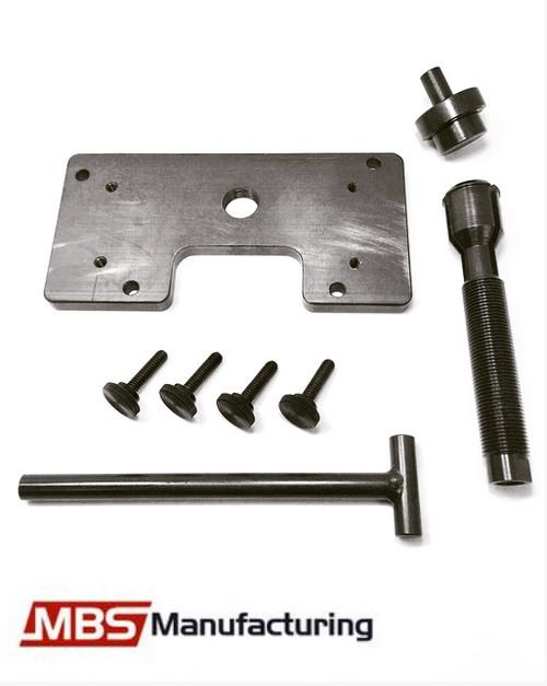 1-3//8-Inch Cutting Diameter 1-3//4-Inch Cutting Length Kempston 411411 Reversible Window Sash /& Door Assembly 1//2-Inch Shank