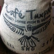Salvador Santa Ana Natural Green & roasted Coffee