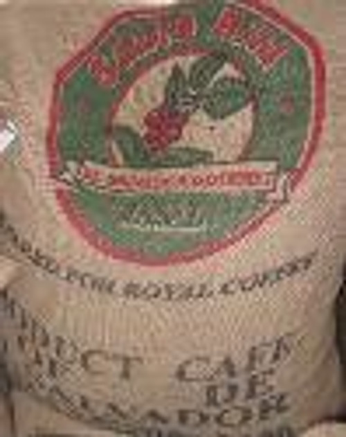 El Salvador Santa Rita Natural Green Coffee Beans
