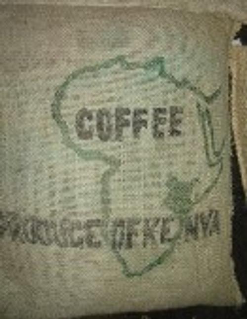 Kenya AA Tamabaya Estate Green Coffee Beans