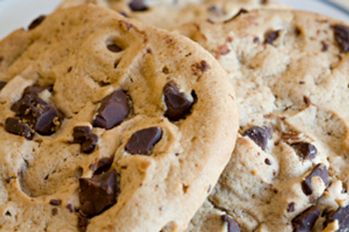 Chocolate Chip Cookie Decaf Flavored Gourmet Fresh Roasted Coffee Beans