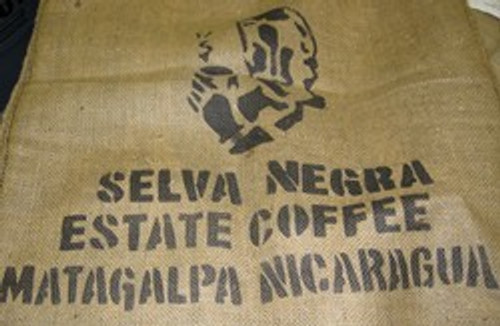 Nicaraguan Selva Negra Estate Green Coffee Beans