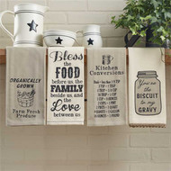 Country Designs Dishtowels
