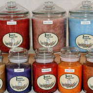 3 Wick Jar Candles