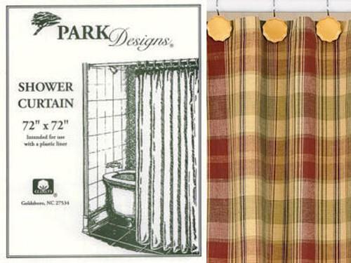 Park Designs Thyme Layer Valance 72 x 16 611-471