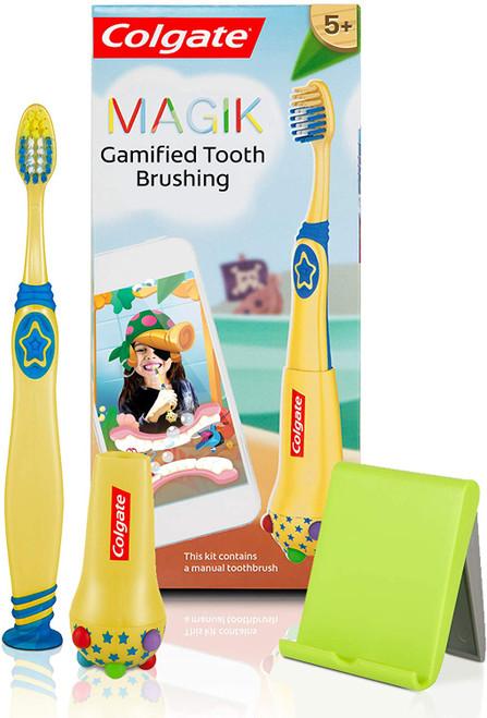 Colgate Magik Kids Gamified Smart Manual Toothbrush