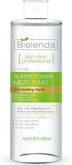 Bielenda Skin Clinic Face Tonic-200 ml
