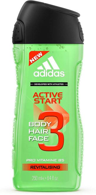 Adidas Active Start Shower Gel-250 ml