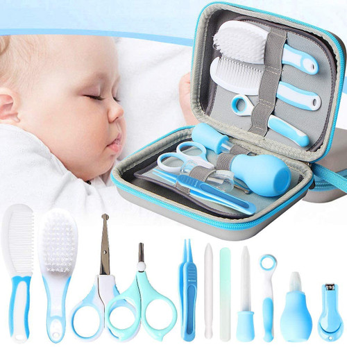 7 stars Infant Grooming  And Combing Care Accessories Diverse Kit