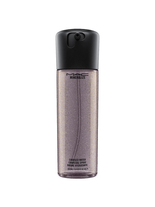 MAC Mineralize Spray Charged Water Charcoal-100ml