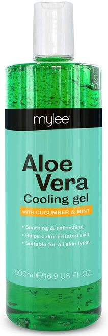 Mylee Pure Aloe Vera Soothing Gel Treatment After Sun-500 ml