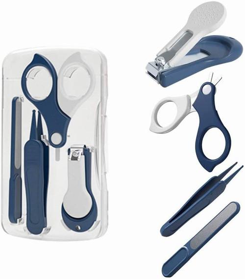 Baby Complete Essentials Manicure Set - 4 Pcs