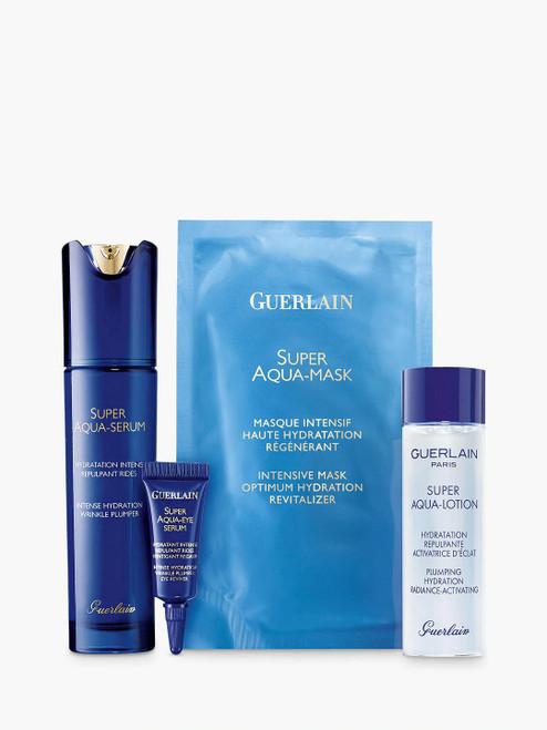Guerlain Super Aqua-Serum Discovery Ritual Skincare Gift Set