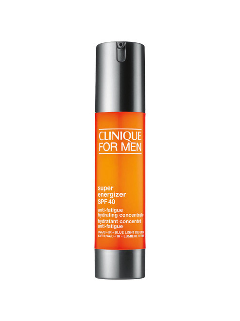 Clinique  Hydrating Concentrate Moisturiser For Men Super Energizer SPF 40 Anti-Fatigue-48ml