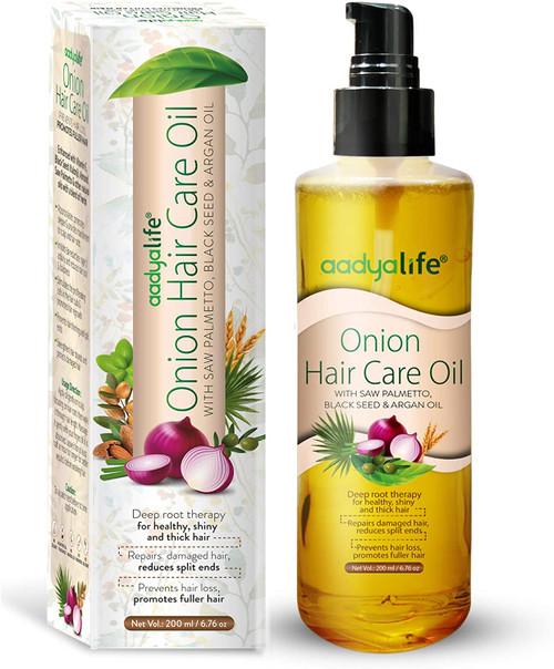 Aadya Life Onion Hair Care Oil-200 ml