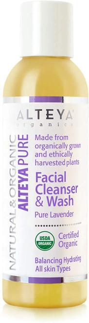Alteya Organic Facial Cleanser & Wash-150ml