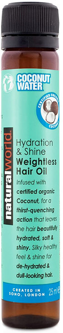 Natural World Coconut Water Hair Oil-25 ml