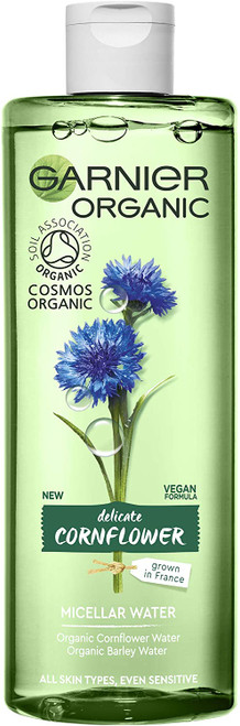 Garnier Organic Cornflower Micellar Cleansing Water-400ml