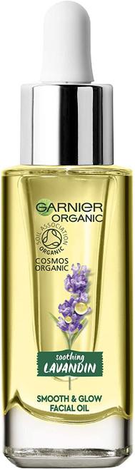 Garnier Organic Soothing Lavandin Glow Facial Oil-30 ml