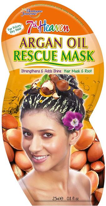 7th Heaven Argan Oil Rescue Hair & Root Mask