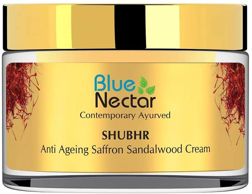 Blue Nectar Anti Ageing Day and Night Face Cream-50GM