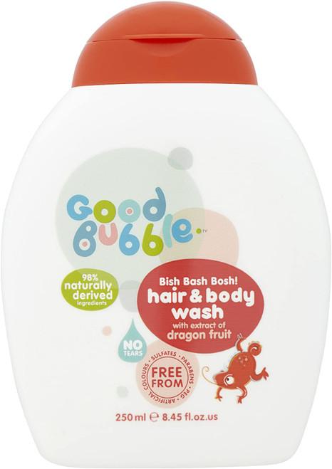 Good Bubble Real Dragon Fruit Hair & Body Wash