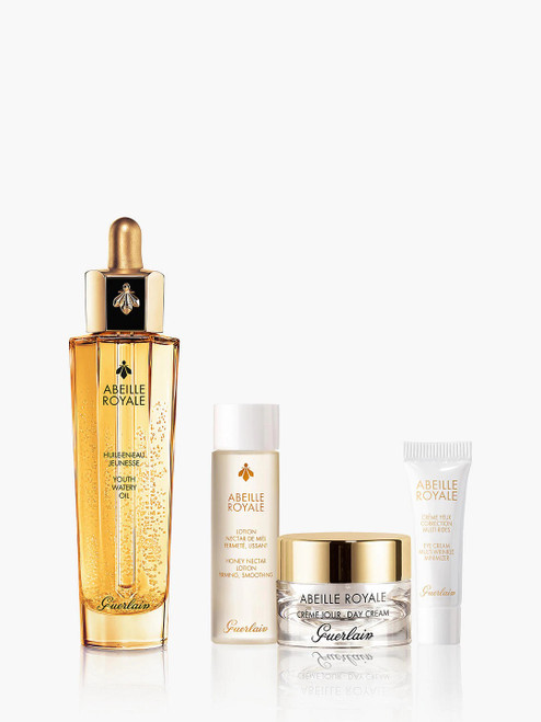 Guerlain Abeille Royale Skincare Gift Set Youth Watery Oil-50ml